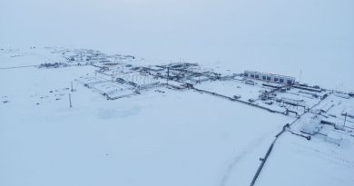 Gazprom launches construction of giant gas field in Arctic Russia