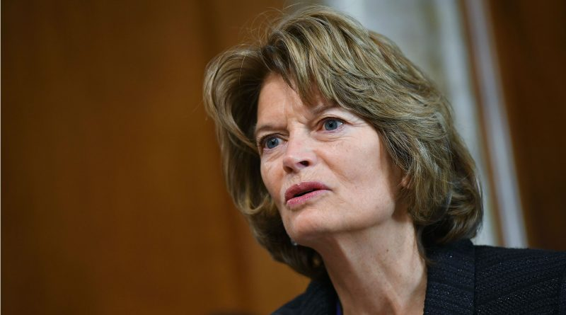 Senate Energy and Natural Resources Committee Chair Lisa Murkowski, R-AK, speaks during a committee hearing on the world energy outlook in the Dirksen Senate Office Building on Capitol Hill in Washington, DC on February 28, 2019. (Mandel Ngan/AFP/Getty Images)