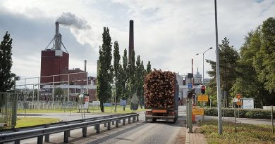Paper mill in northern Finland will cut up to 400 jobs