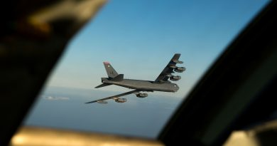 U.S., Norwegian aircraft fly mission over Barents Sea