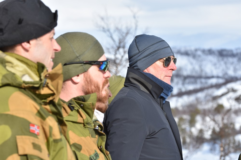 Norway rearming Arctic to face new security landscape