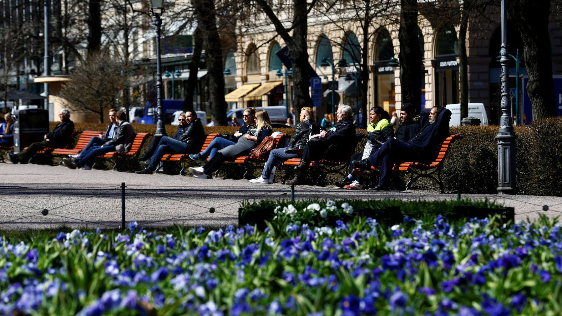 Warm, sunny weather eludes northern Finland