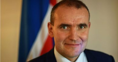Iceland President Jóhannesson to meet Putin as country prepares to chair Arctic Council