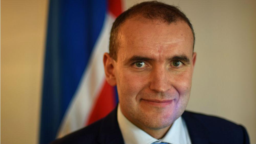 Iceland President