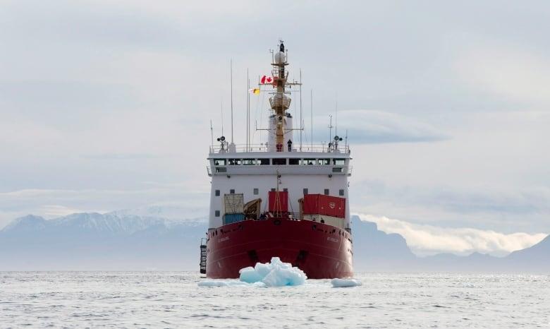 Geopolitics Canada Eye On The Arctic
