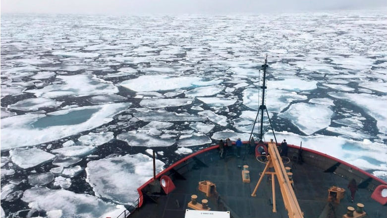 New U.S. icebreaker will focus on Antarctic, says Coast Guard boss