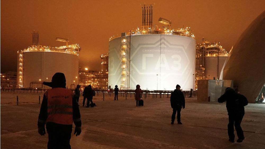 Novatek announces third LNG project in Arctic Russia