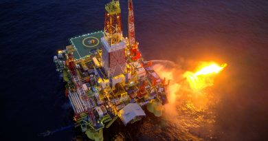 Chinese rig makes massive gas discovery in Arctic Russia