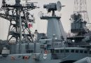 Russian navy holds live-fire exercise in Norwegian Sea for second time in a month