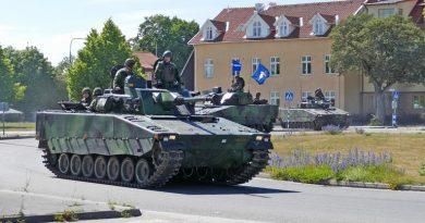 Sweden: Cross-party talks to expand military marred by political feud