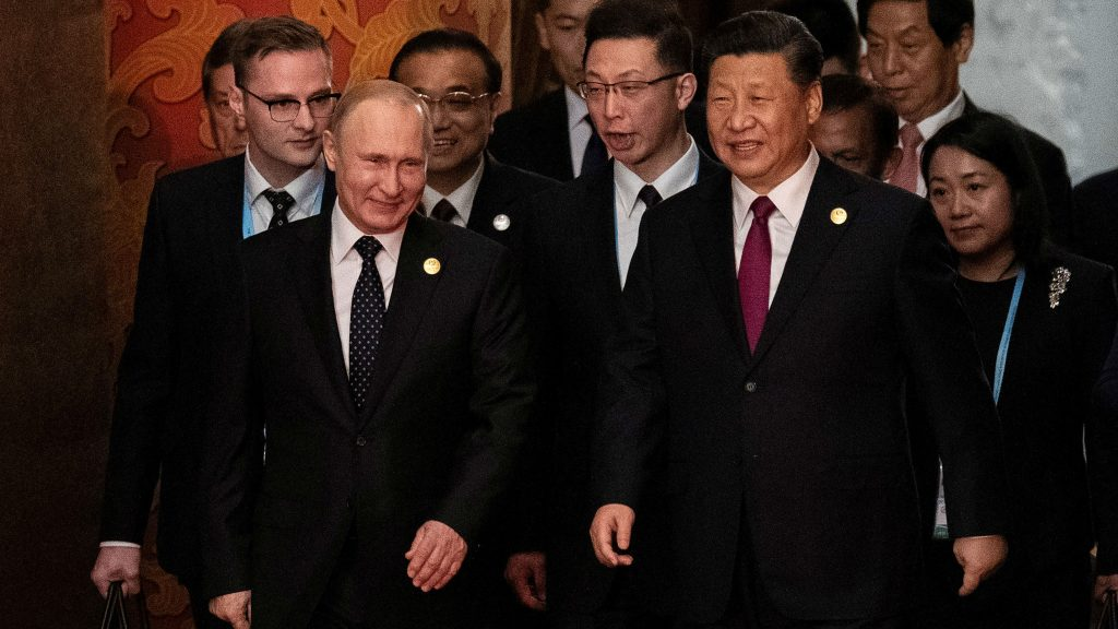 China, Russia singled out in new U.S. Arctic defense strategy