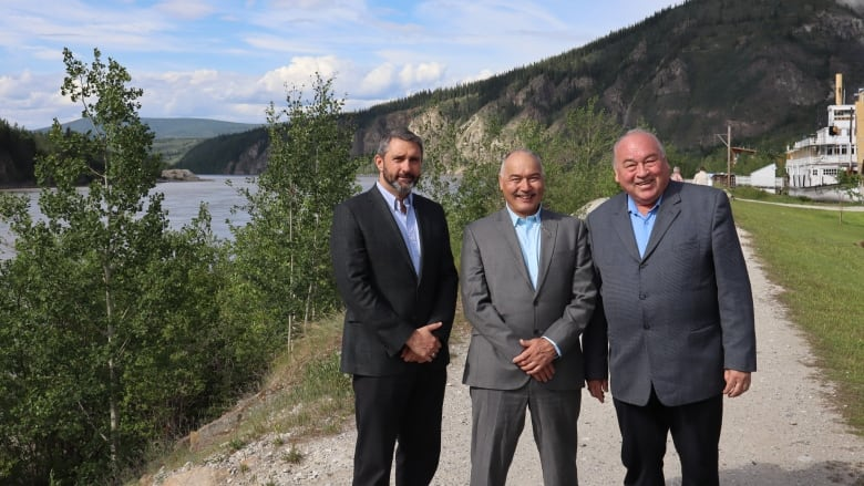 Canada's territorial premiers discuss priorities for a 'united North'