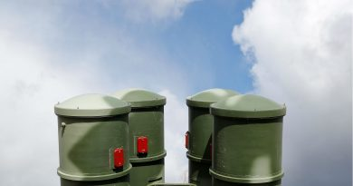 Russia tests new missiles to be deployed in Arctic
