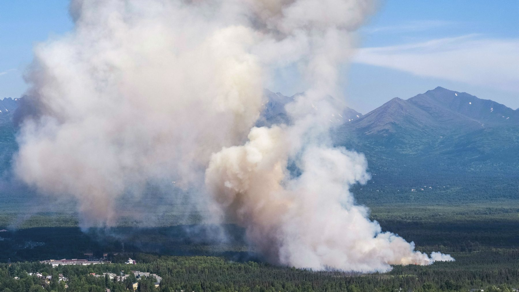 Anchorage air quality