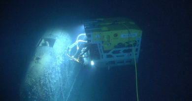 Radiation seeping out from 30-year-old nuclear-sub wreck in Norwegian Sea