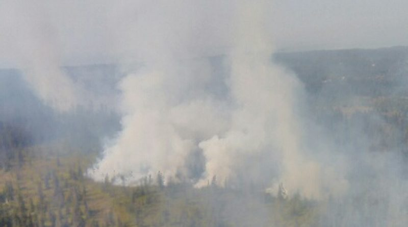 Alaska wildfire evacuees begin to learn fate of their homes
