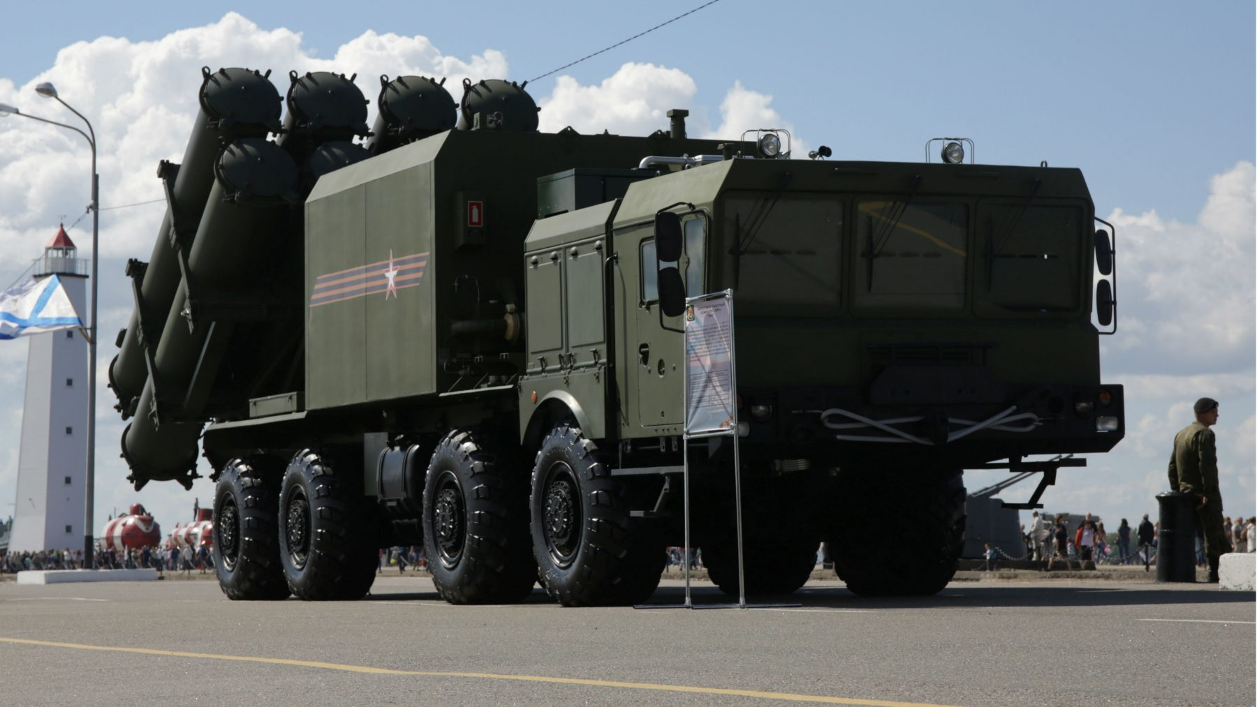 Russia deploys missile system in range of Norway's Arctic radars