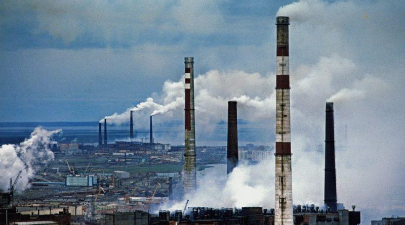 Norilsk, Arctic Russia is world's largest sulfur dioxide emissions hotspot: report