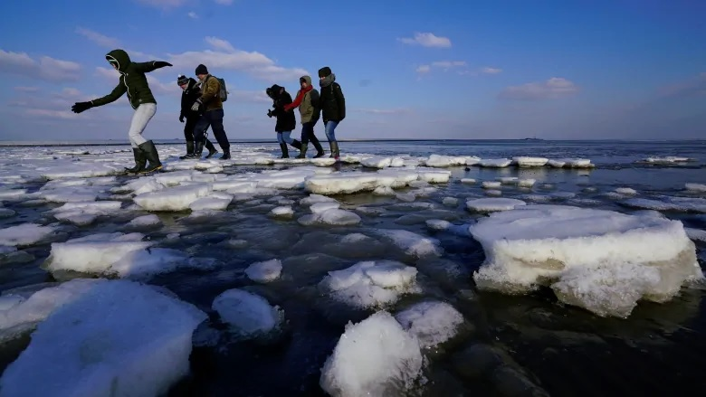 Bizarre winter weather in south caused by changes in atmosphere, not sea-ice loss: study