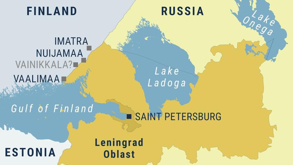 Finland Russia