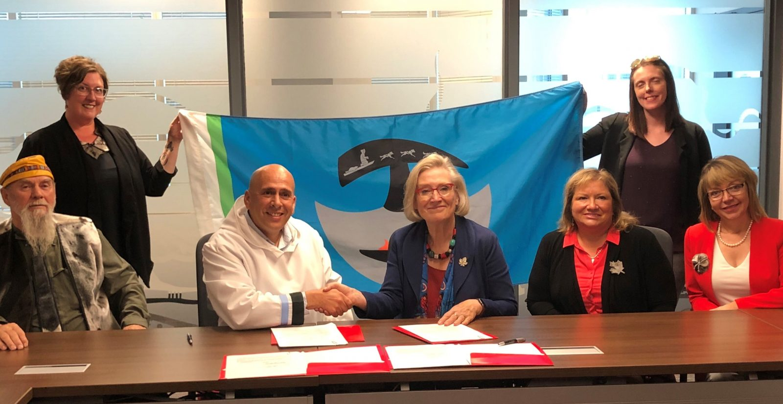 Southern Inuit in Atlantic Canada moves closer to self-governance