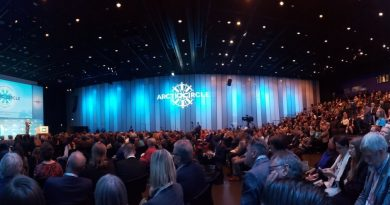 Blog – Geoengineering climate fixes popular at Arctic Circle assembly