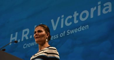 Sweden's Crown princess calls for action in Arctic during Iceland conference