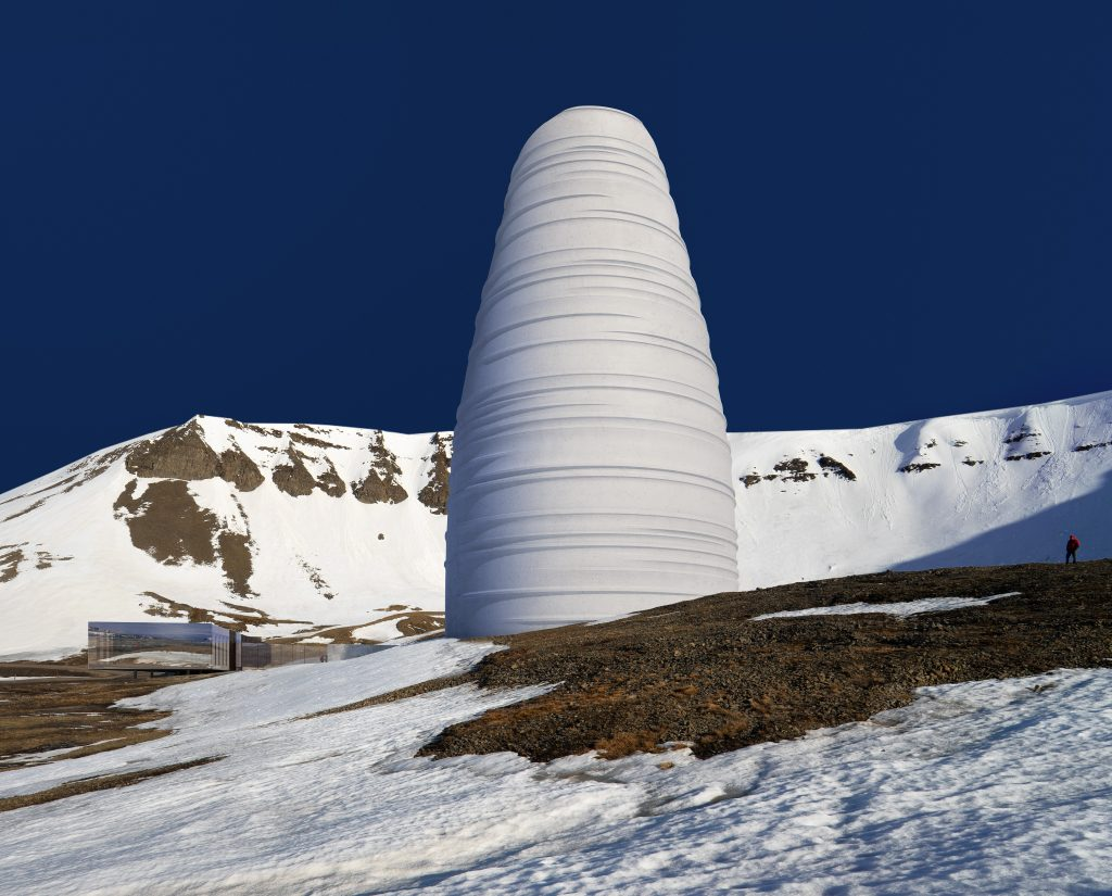 """Svalbard's new visitor centre to showcase content from """"Doomsday"""" vaults"""