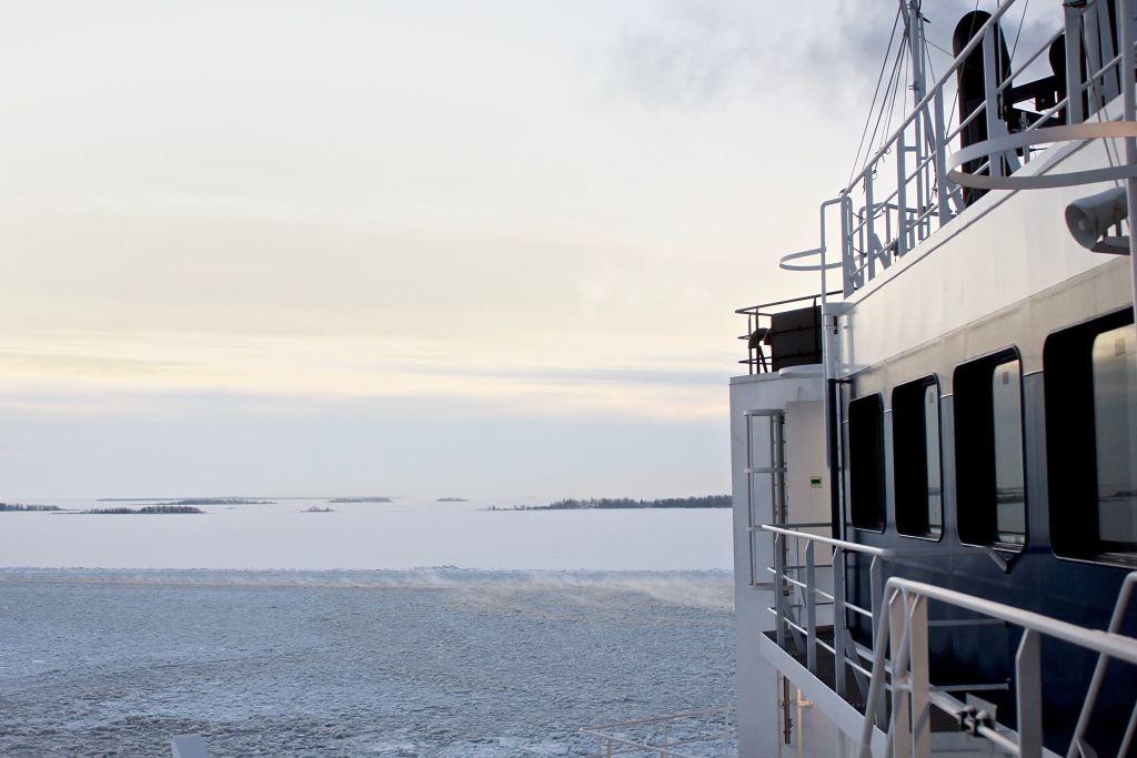 Finland investigates oil leak risks from Baltic Sea shipwrecks