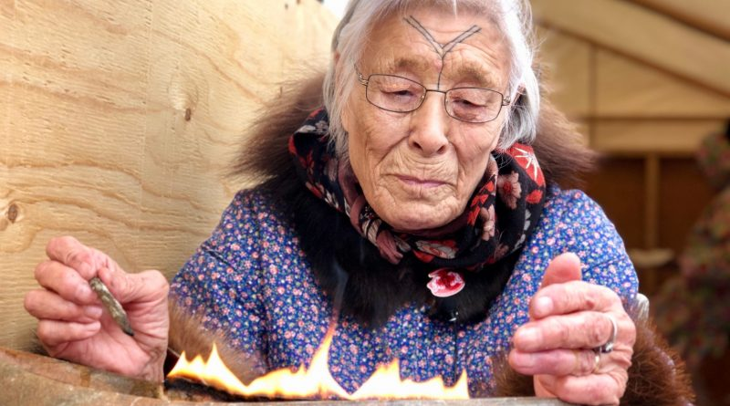 How a group of grandmothers is reconnecting youth with Inuit culture in Arctic Canada