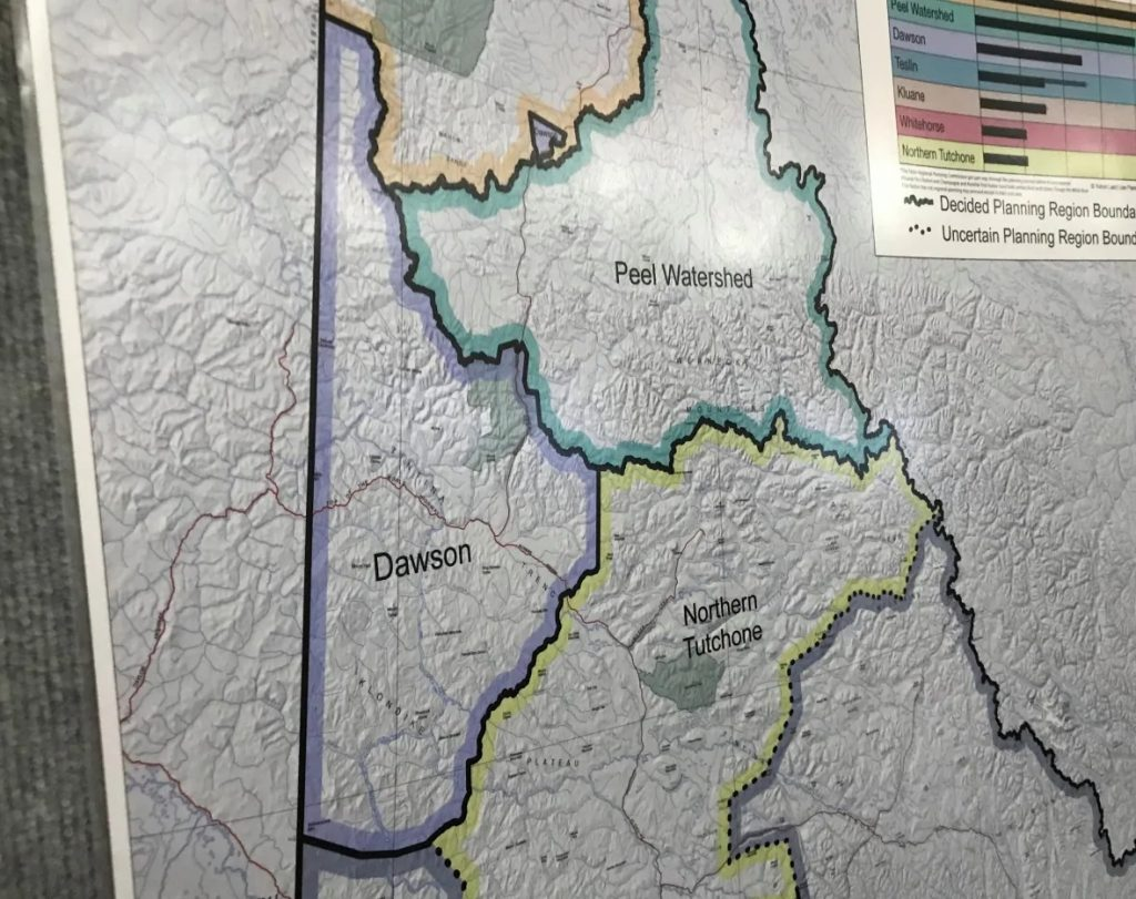 Commission seeks public input for land use plan in northwestern Canada