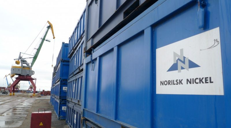 Nornickel expands on Northern Sea Route