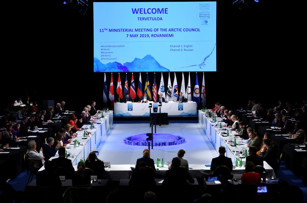 Estonia to apply for observer status within Arctic Council