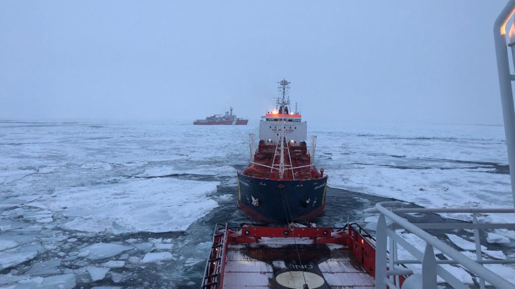 Canadian Coast Guard completes 2019 Arctic operational season