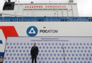 New ship to handle all nuclear waste from Rosatom's operations in Russian Arctic