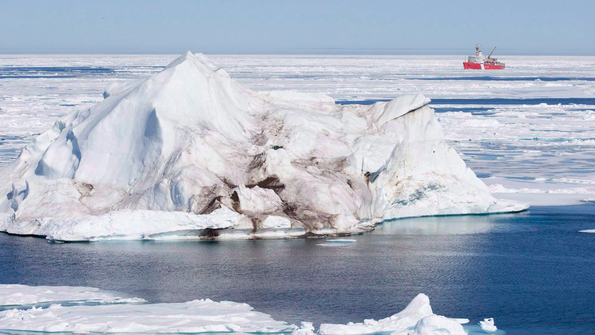 """New """"Frankenstein"""" shipping fuel could further pollute the Arctic, environmental groups say"""