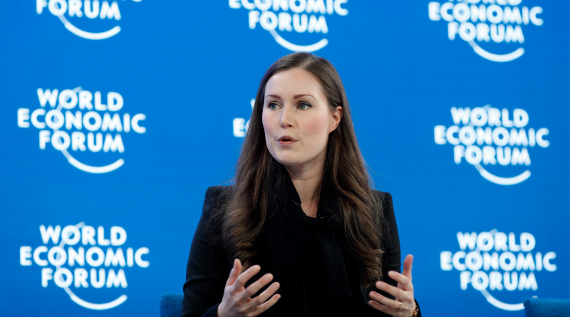 Davos: Finnish PM stresses importance of Arctic Council for region's stability amidst climate change