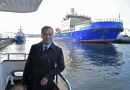 In a last move as PM, Medvedev secured funding to first Russian Lider-class icebreaker