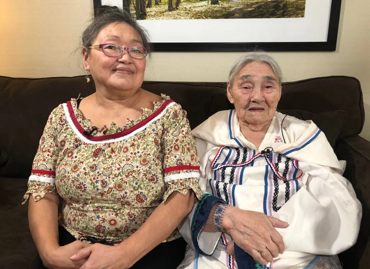 Canada honours Arctic's last known WW II bone collector