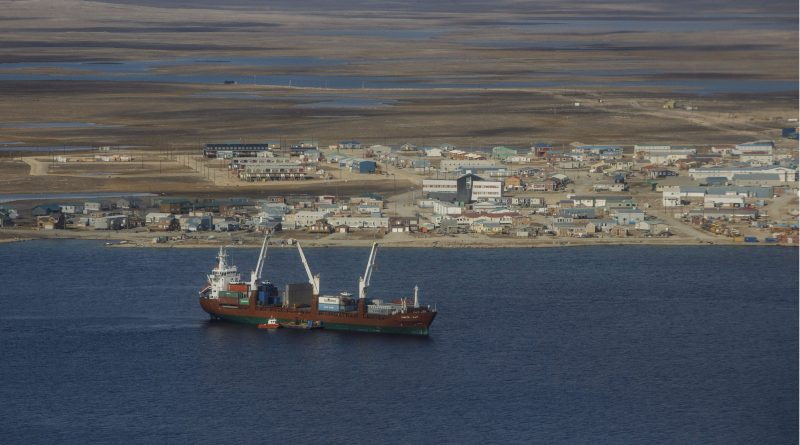 Report highlights dramatic increase in fuel consumption in Arctic shipping