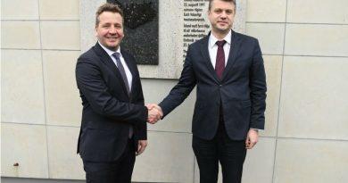 Iceland, Estonia talk Arctic at Tallinn meeting