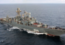 Russian vessels fired cruise missiles in Norwegian Sea as part of training