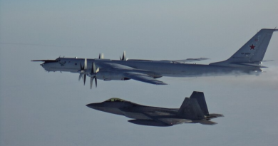 U.S., NATO and Russia engage in cat-and-mouse game during Arctic training
