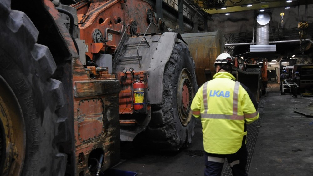 Swedish company LKAB targets emission-free iron ore mining around 2030