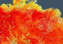 Record 38C temperature recorded in Arctic Siberia