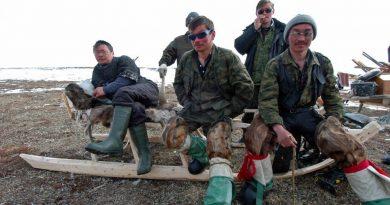 Russia's Arctic Nenets Autonomous Okrug only region to vote against Putin's constitutional reform