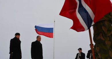Norway's celebration of Svalbard Treaty was followed by ardent and coordinated response from Moscow media