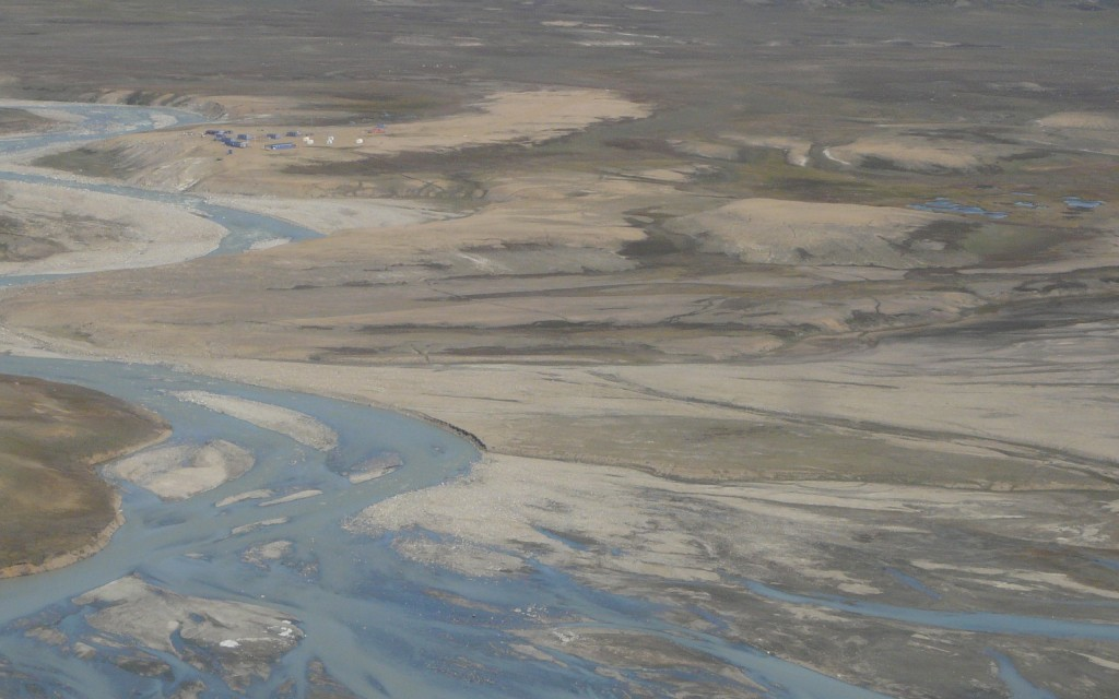 BLOG - Zackenberg revisited – Greenland climate research station under threat from permafrost thaw