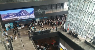 Iceland cancels largest Arctic conference due to COVID-19