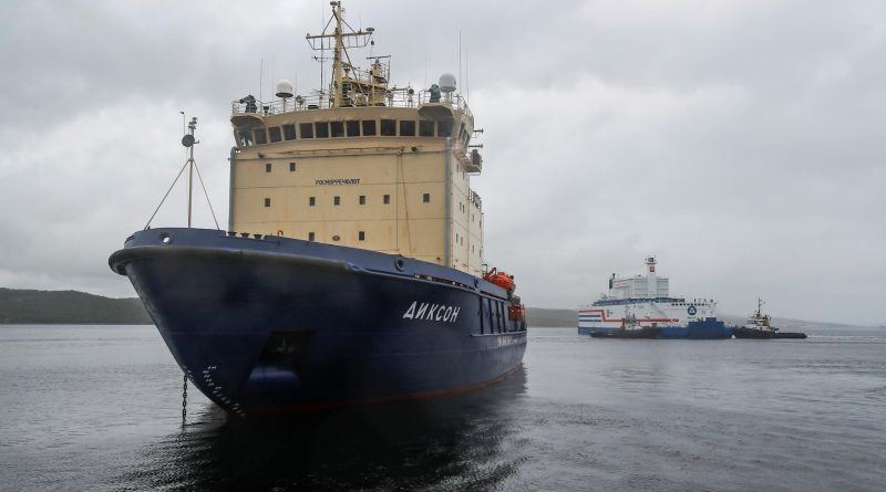 Shipping on Northern Sea Route on course for 35 million tons in 2021